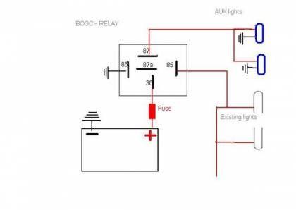 17 Fog Light Wiring Diagram Diagram Lamp Installation Electrical Wiring Diagram