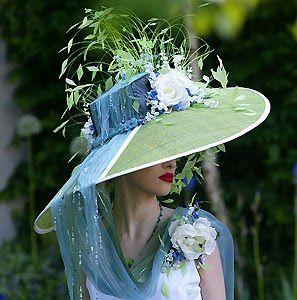 18 Best Tea Hats Images On Pinterest