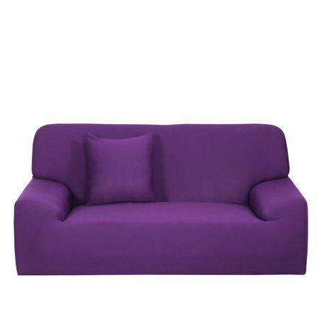 Unique Bargains Stretch Sofa Slipcover Multiple Colors Multiple