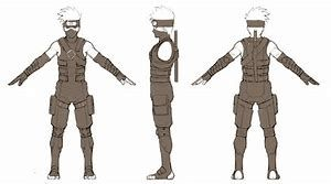 Image Result For Character Design Anime T Pose Character Design Male Character Model Sheet Character Turnaround