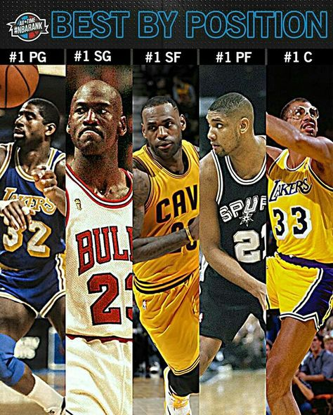 MJ should be number 1 not magic he should be in