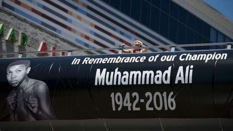 Pin Op Muhammed Ali