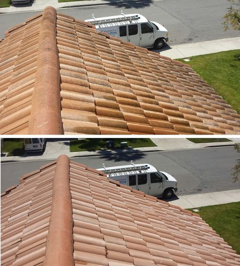 30 Roof Cleaning ideas | roof cleaning, roof, cleaning