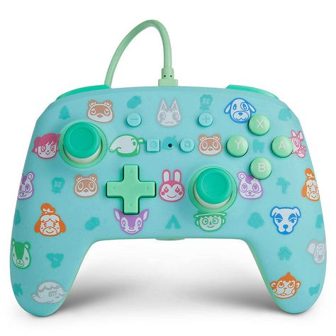 Nintendo Switch Animal Crossing, Animal Crossing Game, Nintendo Switch Accessories, Nintendo Switch Games, Game Controller, Special Characters, Cute Gif, Diy Christmas Ornaments, New Toys