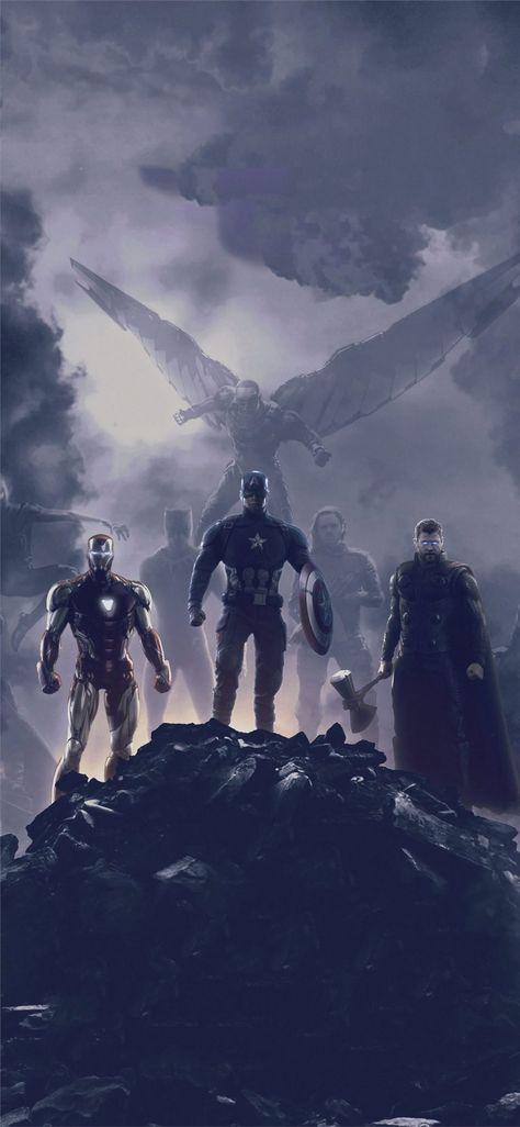 avengers endgame trinity 2019 Wallpaper