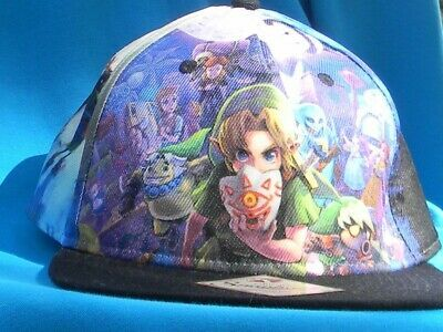 OFFICIAL The Legend of Zelda Twilight Princess Baseball Cap Snapback Hat NEW