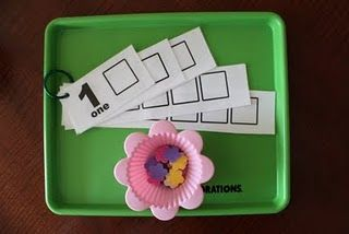 Easily adaptable to any theme and has control of error, since each card has the appropriate amount of boxes for the numeral.