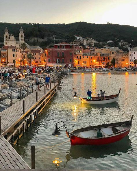 Laigueglia, Liguria, Italy #laigueglia #ig_savona_imperia #ig_liguria #italy #italia #ig_italia #italian_places #italy_vacations…