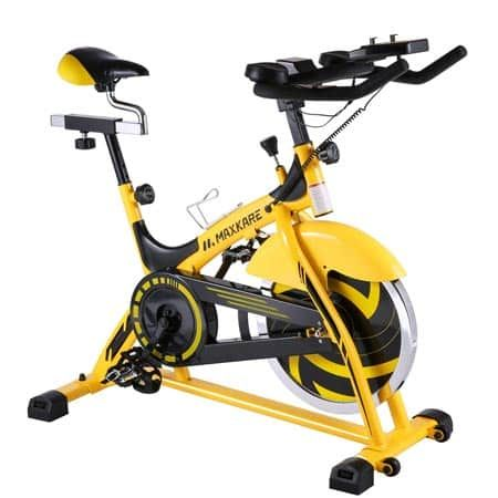 The 9 Best Indoor Exercise Bikes For Workout And Fitness At Home