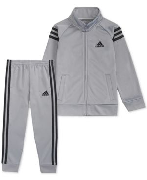 adidas toddler boys Fleece Jogger Athletic Sweatpants size 3T