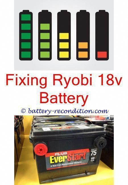 Sleepapnearesearch Solvesnoring Recondition Batteries Ryobi Battery Battery