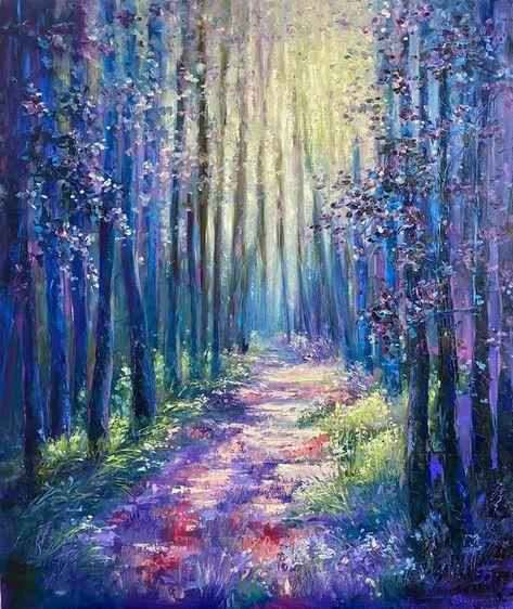 Larisa Batenkova - Paintings for Sale