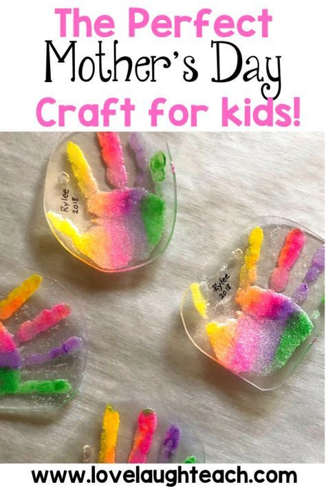 Mother's Day Crafts for Kids to Make