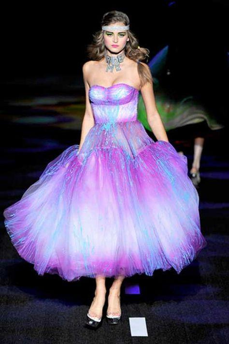 Betsey Johnson dress pe 2011