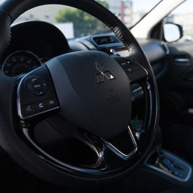 2019 Mitsubishi Mirage G4 Interior Image1 Mitsubishi Mirage Mitsubishi Subcompact