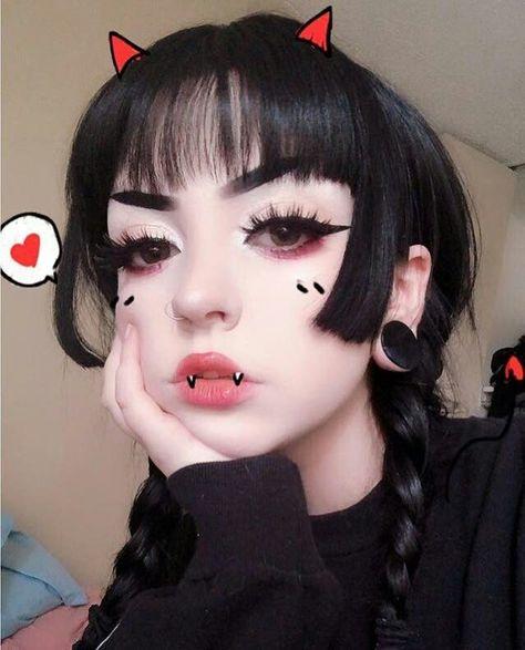 s e n s i t i v e 不同 #maquillaje #makeup