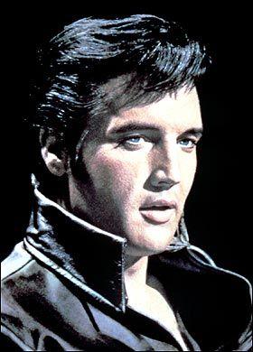 The King ... Elvis Presley