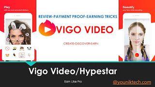 Vigo Video/ Hypestar Apk: Review, Payment Proof, Earning