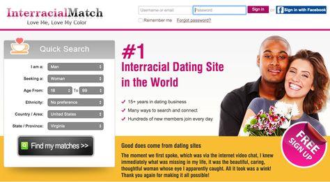 Interracial Match Review - DatingWebsites101.com