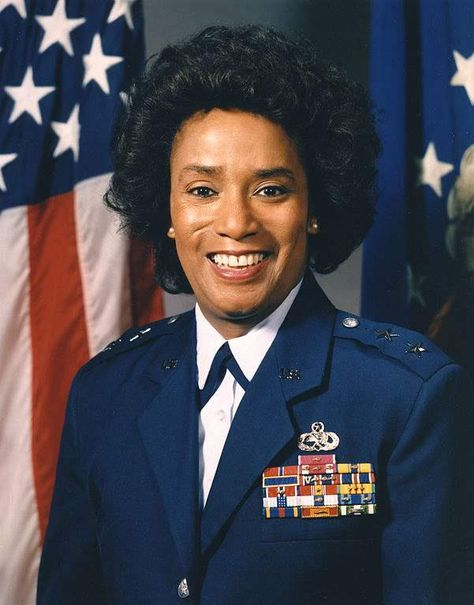Major General Marcelite J. Harris became the first African-American female general officer of the United States Air Force. She is a relative of Wendell Phillip Terrell (MIT Class of 1906).