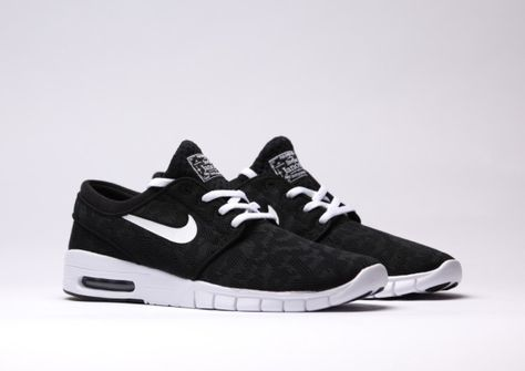 Nike SB Stefan Janoski Max 'Blackout' (via Kicks