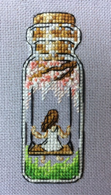 Cross Stitch Tips Cross Stitch Bookmarks, Cute Cross Stitch, Cross Stitch Borders, Counted Cross Stitch Patterns, Cross Stitch Designs, Cross Stitching, Cross Stitch Embroidery, Embroidery Patterns, Polish Embroidery
