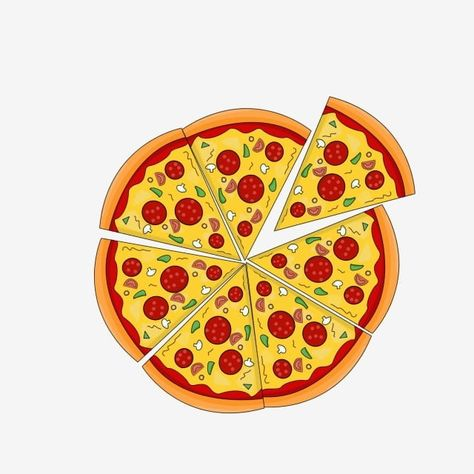 Pizza Pizza Pizza Europaischen Pizza Clipart Pizza Lecker Png Und Psd Datei Zum Kostenlosen Download Pizza Drawing Pizza Logo Pizza Vector