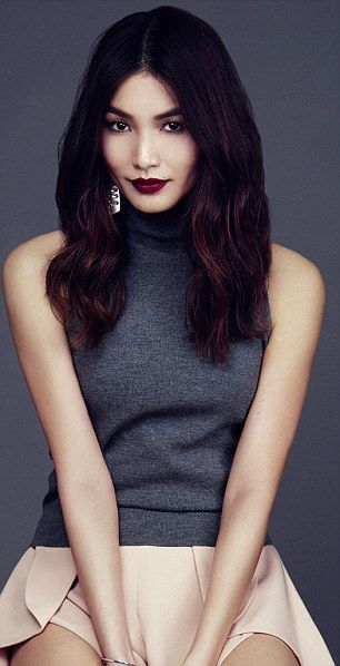 Rising star: Gemma Chan is set to play Ruth in Harold Pinter's Homecoming...