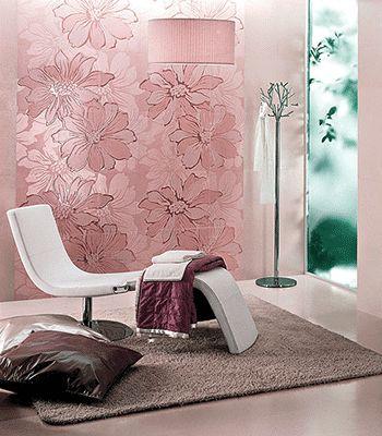 Fine Wallpaper In Living Room Elaboration - Living Room Designs ...