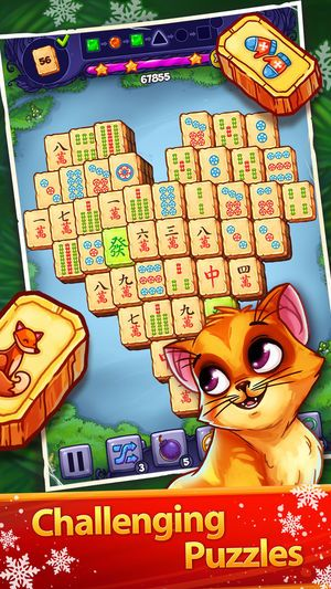 Mahjong Treasure Quest On The App Store Mahjong Challenging Puzzles Mini Games