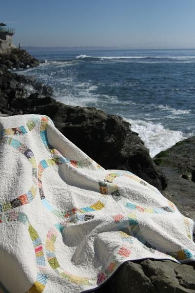 Lazy Girl Quilt - The Complete Tutorial (from Paisley and Lace)