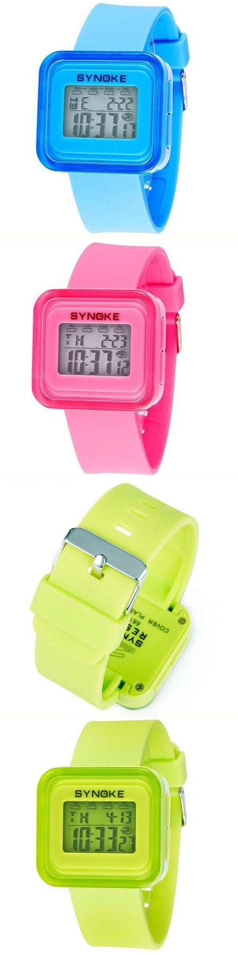 Watch Children 8217 S Movies Online Synoke 66156 Digital Luminous Waterproof Sport Casio Childrens Watches Uk Childre