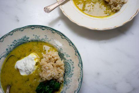 Red Lentil Soup with Lemon | 101 Cookbooks