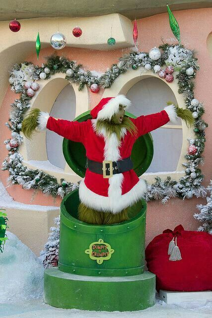 The Grinch Christmas Float Ideas.Pin By Anshul Kumar On Christmas Decoration Grinch