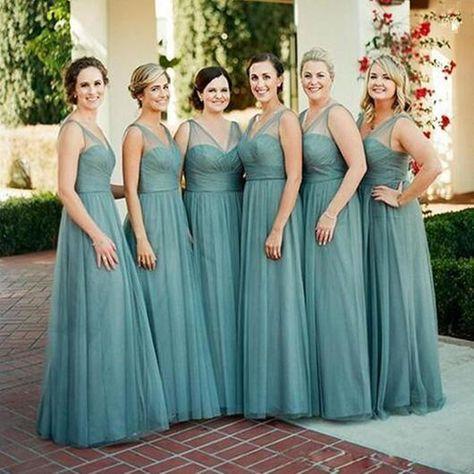 Beautiful Prom Dress, cheap bridesmaid dresses a line bridesmaid dress popular bridesmaid dress custom bridesmaid dress wedding party dresses long bridesmaid dress bridesmaid dresses bridal gowns Meet Dresses