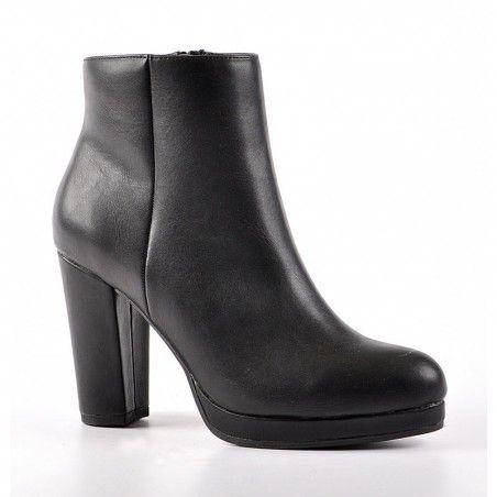 heelsShoes MASCARA talons NOIRОбувьShoes Bottines à hCxrstQd