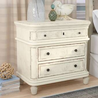 Lexington Oyster Bay 3 Drawer Bachelor S Chest Reviews Wayfair Vintage Bedroom Furniture 3 Drawer Nightstand Drawer Nightstand