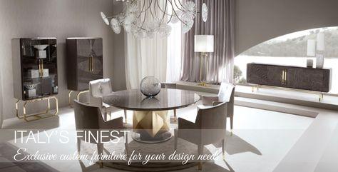 Italian Modern Furniture Los Angeles