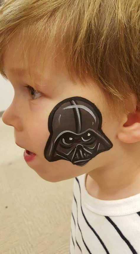 45 Face Painting Star Wars Ideas Face Painting Face Painting Designs Kids Face Paint