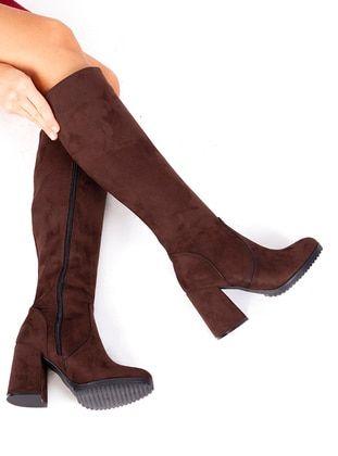 ملون جزم Khaki Boots Beige Boots Black Boots