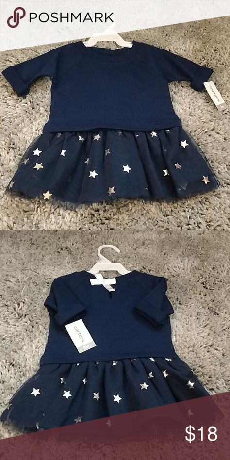 8b8a3297e Carter s infant girl s dress Size 9 months 🌠💖 in 2018