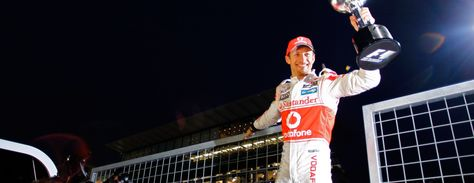 McLaren Formula 1 - Jenson: 250 not out