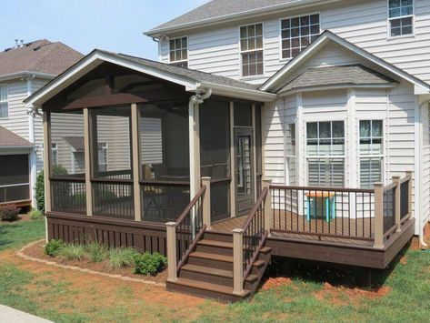 How Much Does It Cost To Build A Screened Porch Home Design