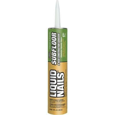 Sponsored Ebay Liquid Nails Subfloor Deck Construction Adhesive 1 Each Construction Adhesive Liquid Nails Adhesive
