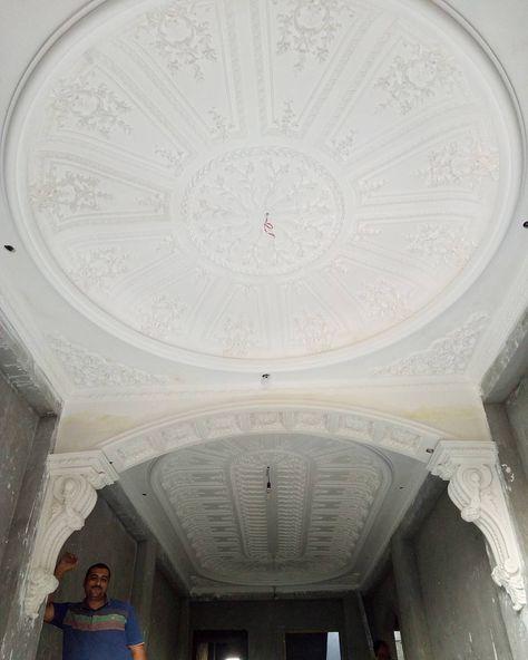5 Likes 1 Comments ديكورات يزن الطائف Decor Yazan On Instagram جبس جبس بور Bedroom False Ceiling Design Ceiling Design Bedroom Ceiling Design Modern