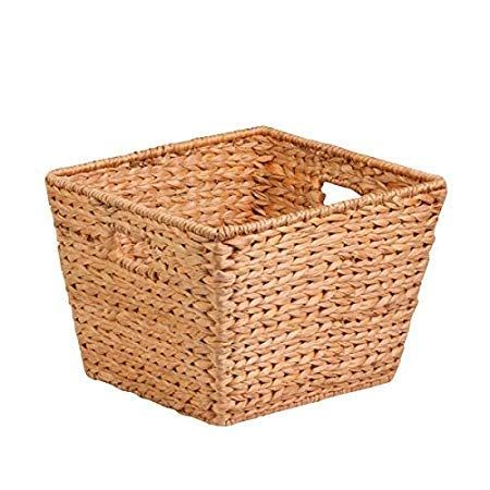 50 Best Wicker Baskets And Rattan Baskets 2020 Water Hyacinth