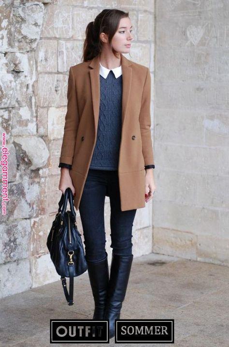 14 Outfits para chicas que pueden ir de jeans al trabajo      Sencillos, cómodos y con clase.