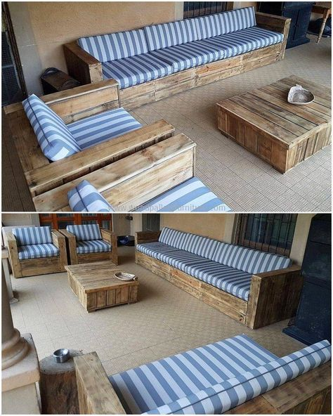 50 Unique Diy Projects With Wood Pallets Wood Pallet Furniture Wooden Pallet Projects Pallet Furniture Diy Pallet Projects