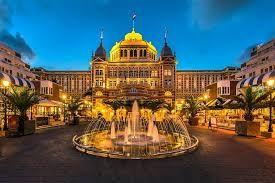 Grand Hotel Amrath Kurhaus Scheveningen Den Haag The Hague The City Of Government In The Nether Den Haag Steden En Stad