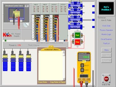 Electrical Troubleshooting Plc Troubleshooting Training In 2020 Electrical Troubleshooting Plc Simulator Electricity